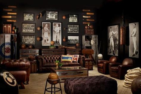 ultimate man cave ideas furniture signs decor
