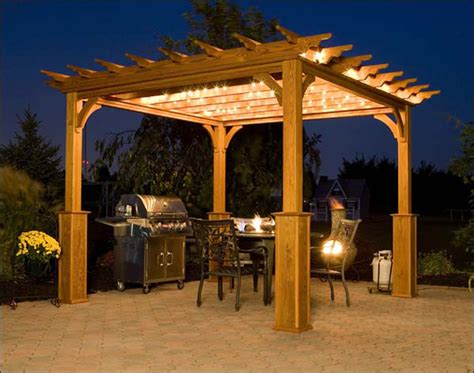 A Pergola Or Arbor Offers Outdoor Style And Versatility Images Of Pergolas Design