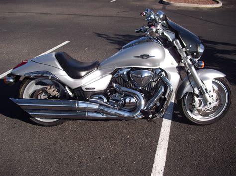 Suzuki M109 2006 Suzuki Boulevard M109 Silver 2006 Suzuki Cruiser