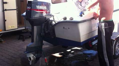 run   yamaha  hp  stroke outboard detol