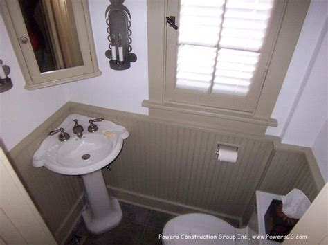 tiny powder room small powder room with pedestal sink in the corner and