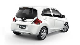 honda brio honda preps mild refresh for brio and brio amaze