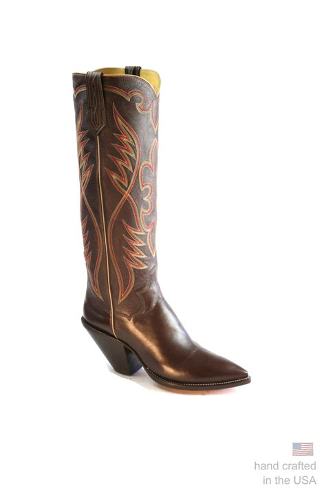 Handcrafted Cowboy Boots - custom cowboy boots handmade since 1946 paul bond