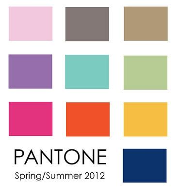 spring color schemes 10 most prominent hues for spring 2012 interior design