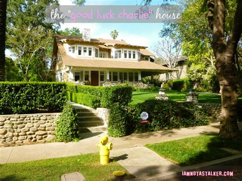 good luck charlie house the quot good luck charlie quot house iamnotastalker