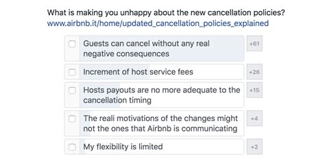airbnb cancellation policy airbnb is testing a change to its cancellation all