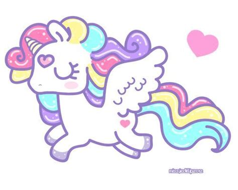imagenes de unicornios en 3d unicornios kawaii buscar con google unicornios