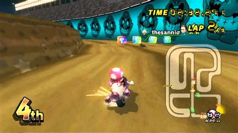How To Remove Mirror From Wall by Mario Kart Wii N64 Wario Stadium Mirror From Custom