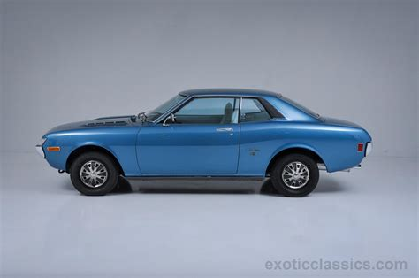 toyota coupe check out these two 1970s toyota celica coupes one has