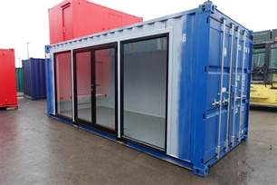 shipping container conversions bespoke storage container