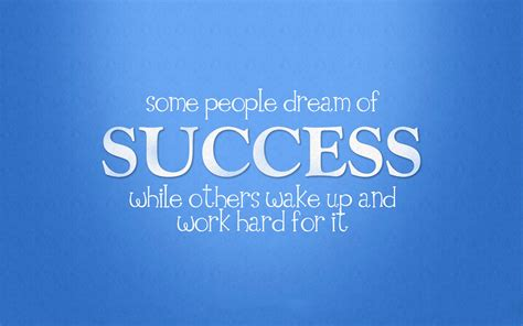 Success Inspirational Quote Wallpaper Wallpapers - New HD ...