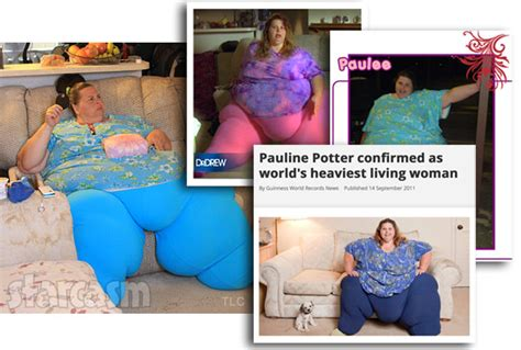 my 600 lb life takes viewers on paulines story on charity weight loss tlc sores