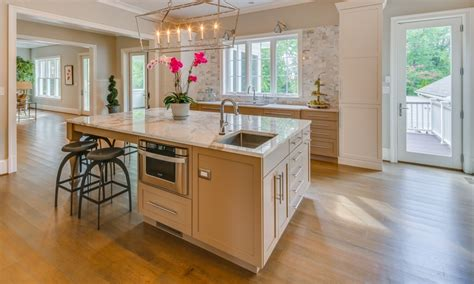 Custom Kitchens Rockville by Custom Home Builders Rockville Kitchen Bethesda