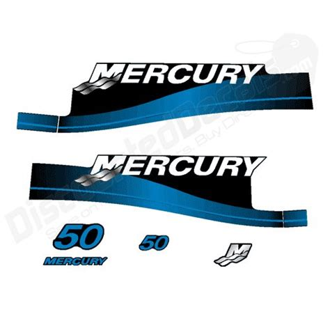 Yamaha 4hp Sticker by Compare Price Mercury Outboard Motor Decals On