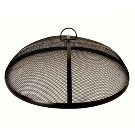 firepit screen 25 in pit mesh screen ds 25802 the home depot