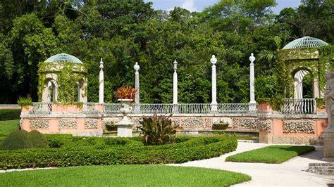 Vizcaya Gardens by Vizcaya Museum And Gardens In Miami Florida Expedia