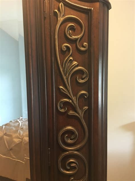 raymour and flanigan armoire letgo raymour and flanigan florence armoire in wayne nj