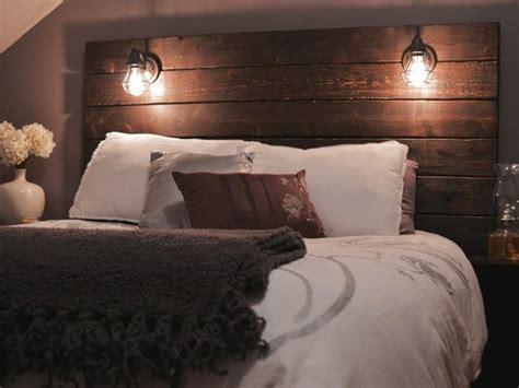 diy wood headboard ideas rustic furniture projects diy projects craft ideas how