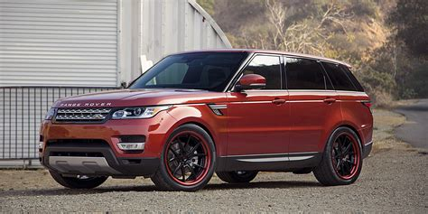 range rover modified red 4 ways to protect your custom wheels and tires wheelfire