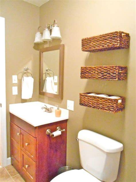 26 simple bathroom wall storage ideas shelterness 26 simple bathroom wall storage ideas shelterness