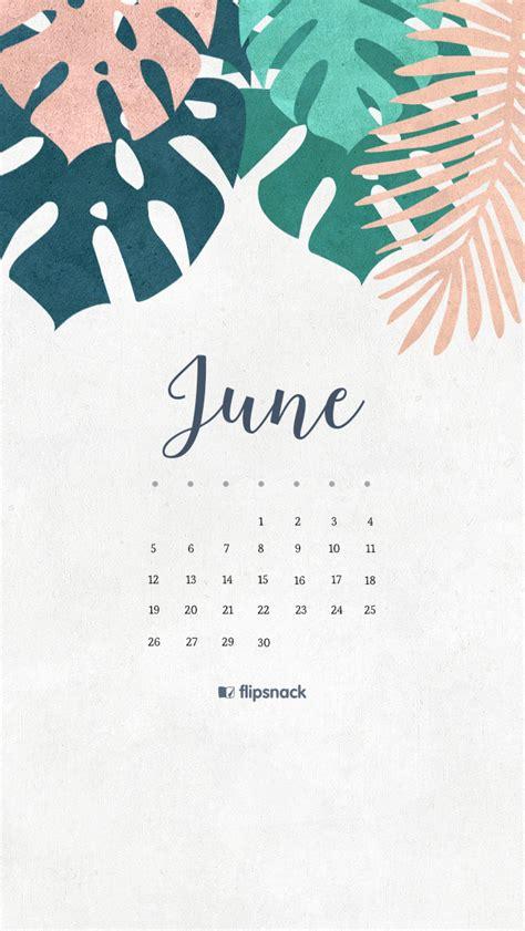 Calendar Background June 2016 Free Calendar Wallpaper Desktop Background