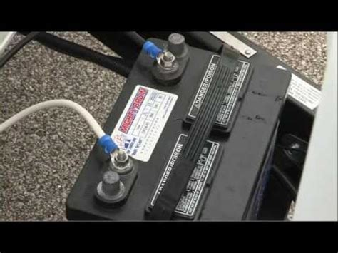 understanding keystone rv electrical systems youtube