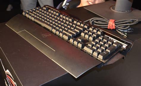 Keyboard Asus Rog asus rog introduces gk2000 mechanical keyboard and gladius optical mouse hardwarezone ph