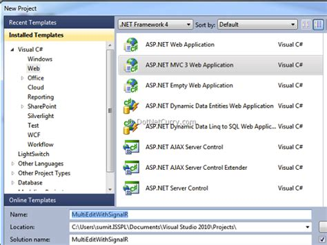 magazine management website an asp net mvc 4 sle asp net mvc 3 real time collaborative apps with signalr