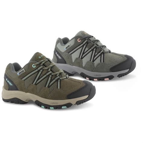 hi tec shoes hi tec florence low s waterproof hiking boots