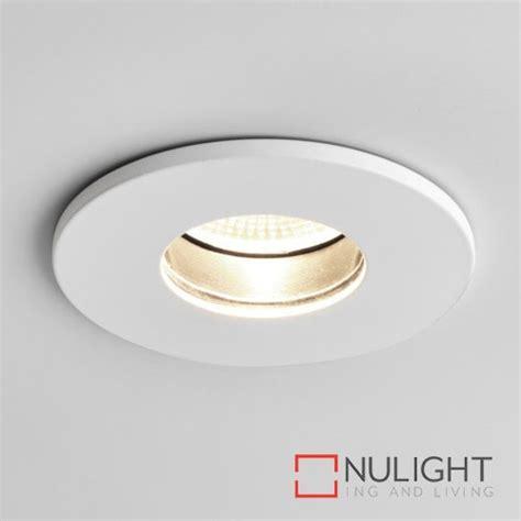 circle matt white lighting australia obscura matt white 5767 ast