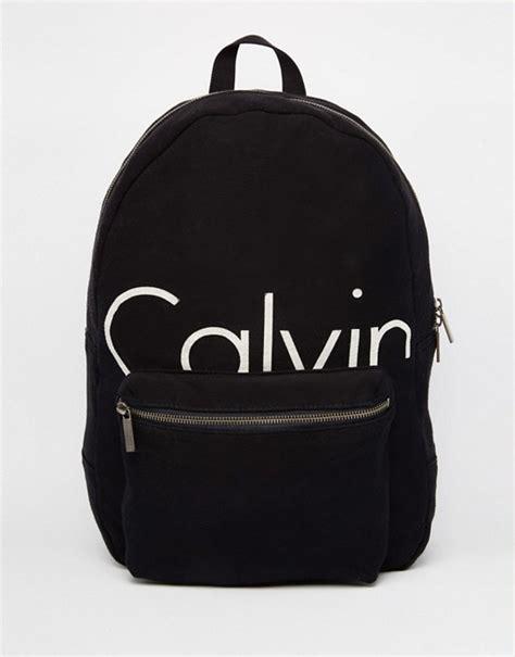 Tas Calvin Kelin Original 100 calvin klein calvin klein backpack logo