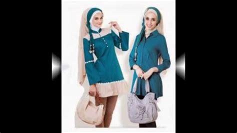 Busana Muslim Channel model busana muslim remaja simpel baju muslim modis sehari hari