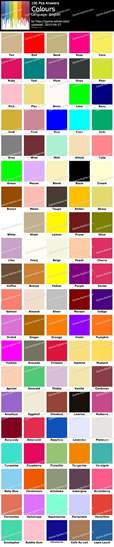 what does different colored 100 pics colours solver