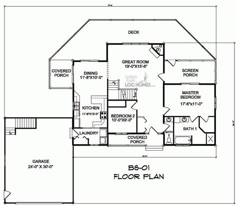 eagle homes floor plans golden eagle log and timber homes floor plan details bs 01