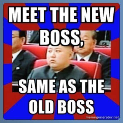 The Meme Generator - kim jong un s ascent 1 a unique negotiating opportunity