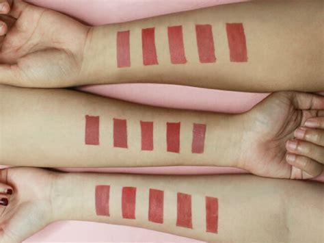 Lipstik They Talk About rekomendasi 5 lipstik pink keluaran brand lokal yang cocok