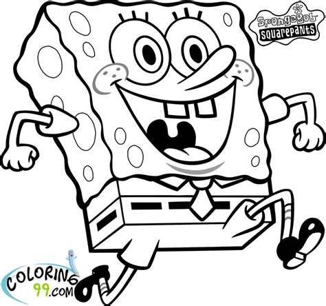 Lego Spongebob Coloring Pages Az Coloring Pages