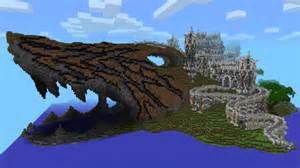 shark island creation minecraft pe maps