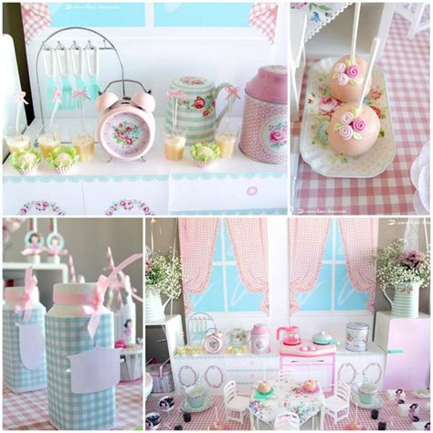 Kitchen Party Ideas | kara s party ideas vintage kitchen party ideas supplies decor