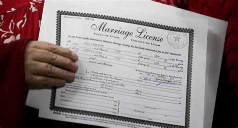 Ar Marriage Records Principled Resistance To Marriage Refusal To Sign