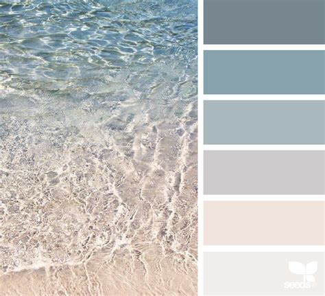 paint colors inspiration crystal clear design seeds