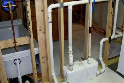 basement waste water basement sump design