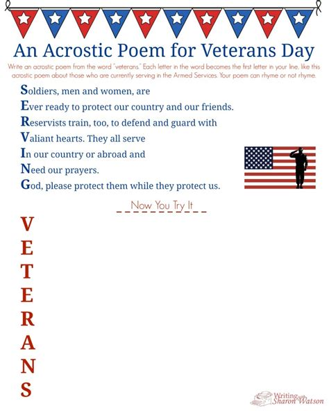 day acrostic poem veterans day acrostic poems www imgkid the image