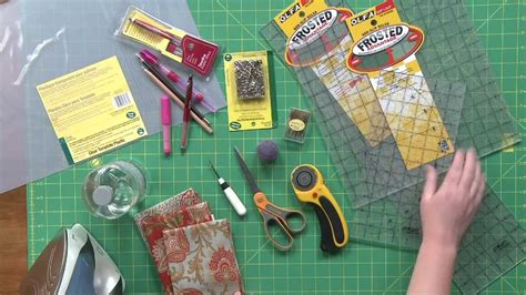 Quilting Tools by Basic Quiltmaking Tools Supplies Tips For Quilters