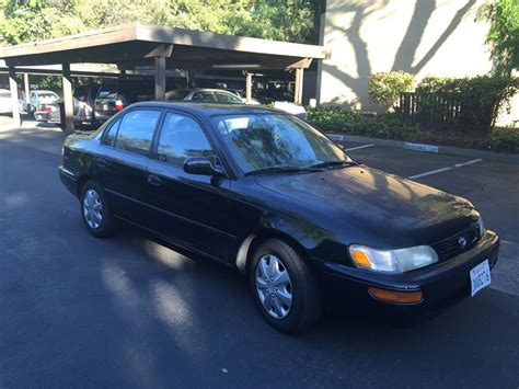 1997 Toyota Corolla For Sale 1997 Toyota Corolla For Sale By Owner In