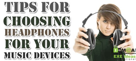 4 major tips and more on selecting your best hair tips for choosing headphones for your music devices