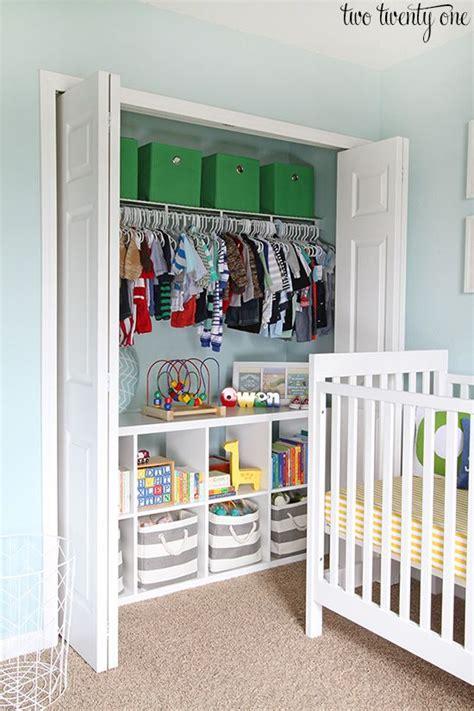 bedroom organization ideas pinterest nursery closet nursery room and craft