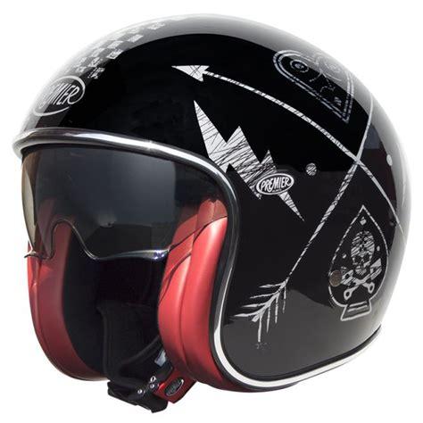 Motorrad Style Tours Sac by Casque Moto Premier Jet Vintage Nx Silver Chromed