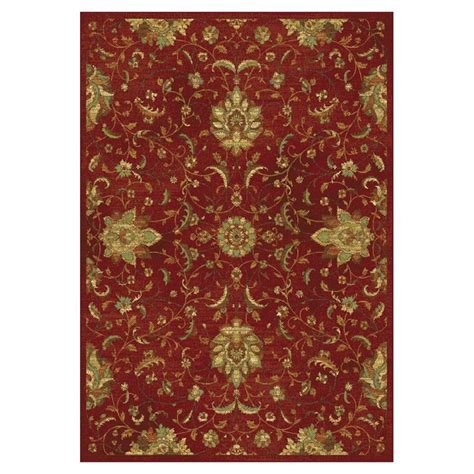 lowes throw rugs shop kas rugs todays treasures rectangular indoor woven throw rug at lowes