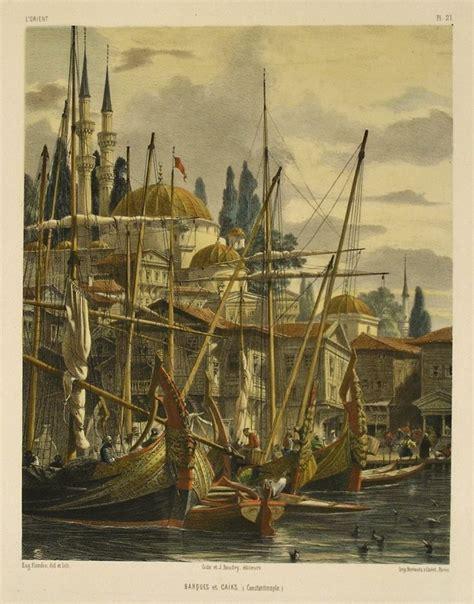 132 Best Istanbul Yagli Boya Tablolari Images On Pinterest Constantinople Ottoman Empire